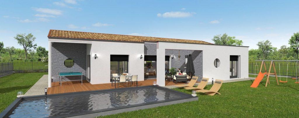 Constructeur de maisons neuves sur Saintes et Royan